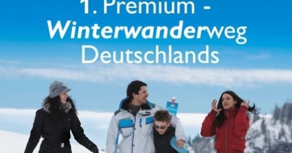 1. Premium Winterwanderweg Deutschland